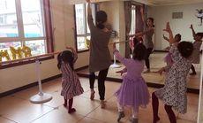 舞蹈儿童体验课