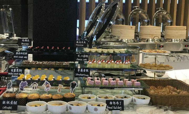 中奥凯富国际酒店自助餐厅 - 大图