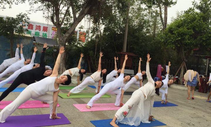 悠佳瑜伽会所