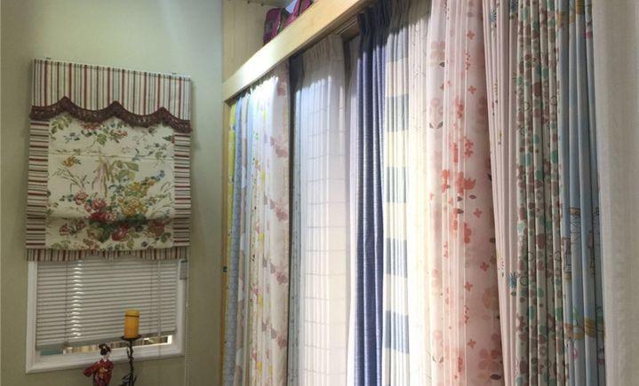 木之子窗帘卖场