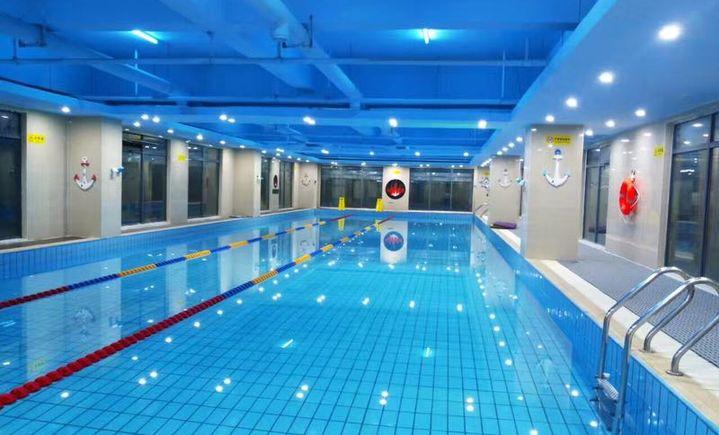 伯林健身游泳生活馆