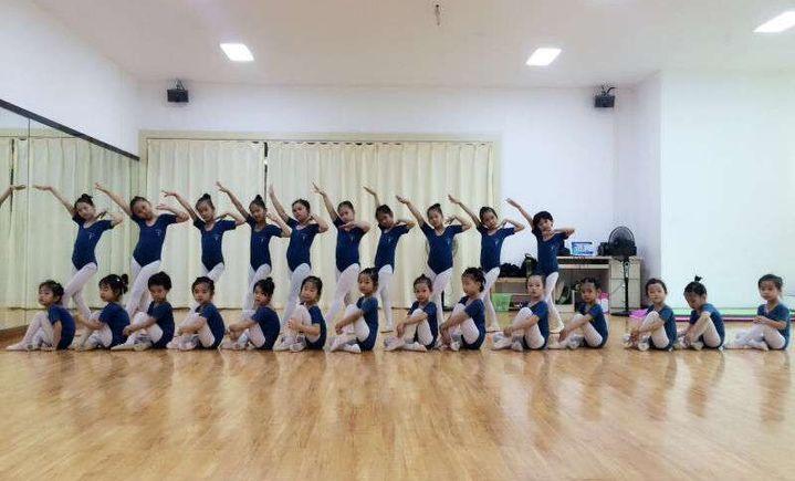 丹斯乐少儿舞蹈培训中心