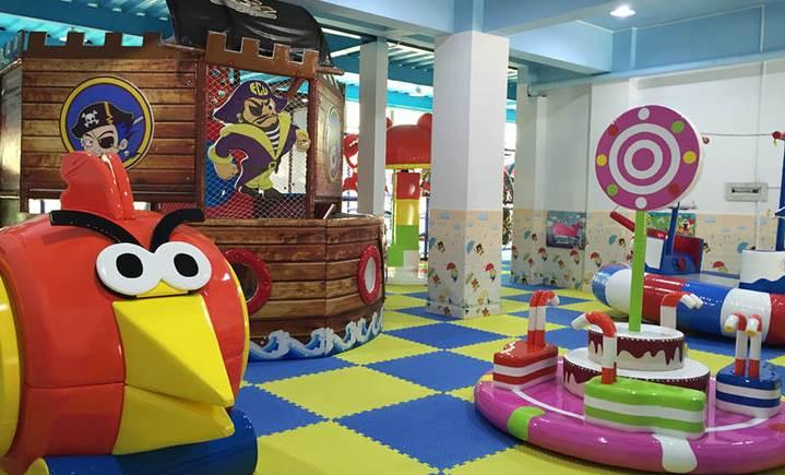 奇乐岛儿童乐园(金辉商业城店)