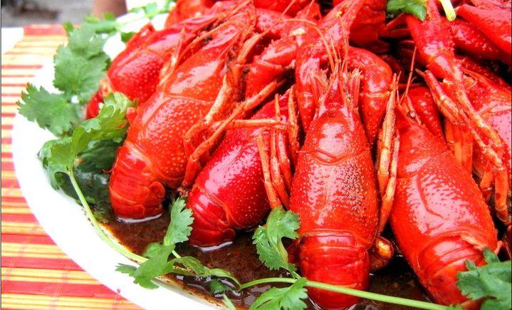 飨天下口味小龙虾