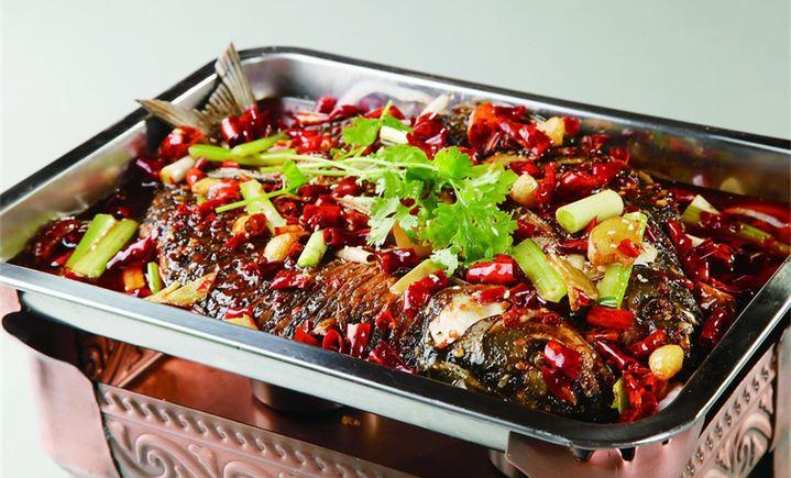 鱼囧烤全鱼