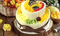 纽罗宾双层鲜奶蛋糕