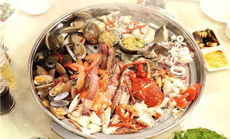 东江蒸汽海鲜火锅