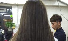 海倩美发店