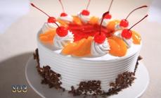 8英寸水果蛋糕69元单人餐
