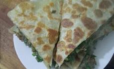 香河肉饼12元单人餐