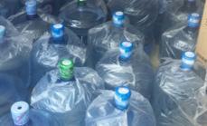 桶装水配送50元代金券
