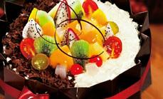 快乐缘蛋糕店178元单人餐