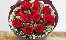 峰峰花卉玫瑰花花束