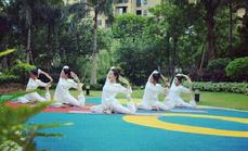 紫心林瑜伽肚皮舞培训中心