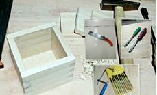 揣揣木工坊直榫木盒制作
