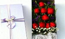 9枝红玫瑰150元代金券