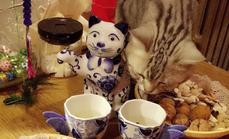鼓捣猫呢咖啡馆98元双人餐