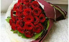 鲜花花店玫瑰花花束