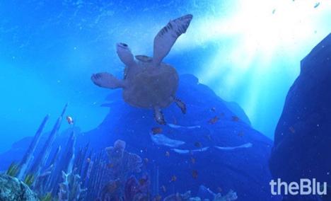 海底世界TheBlu体验券