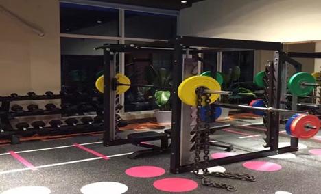 三鼎私人健身工作室