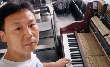 立式钢琴调音维修整理