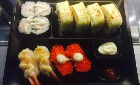 米格寿司料理