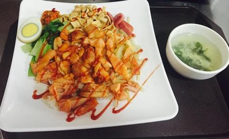 张姐烤肉拌饭(柯桥店)