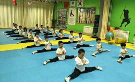 武韵国际武术俱乐部