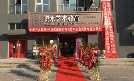 悦禾艺术教育(中国歌剧舞剧院艺术培训中心通州基地店)