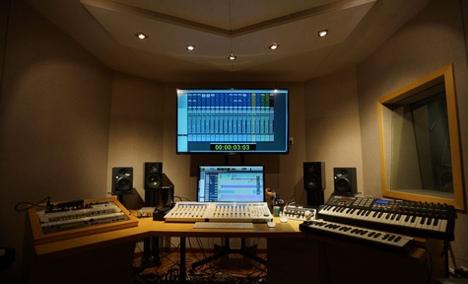 D-5 Studio录音棚 - 大图