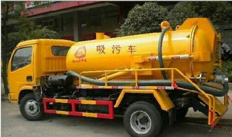 北京专业抽粪吸污公司(门头沟区抽粪店) - 大图