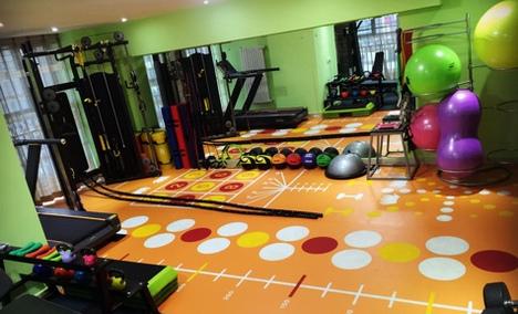 优赛健身私教工作室
