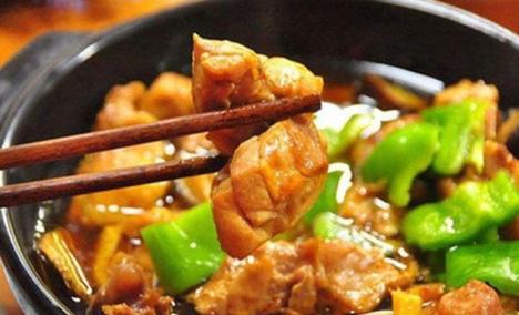 老友记黄焖鸡米饭(海盐店)