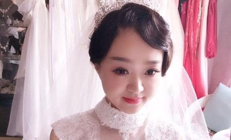 颖尚新娘彩妆造型婚纱馆(康安路店)