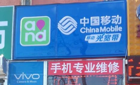 中国移动(鲁谷大街店)