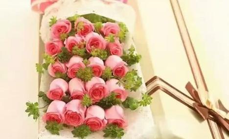 19枝戴安娜玫瑰