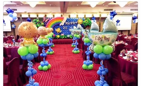 东营球百特气球创意策划工作室(东营店)