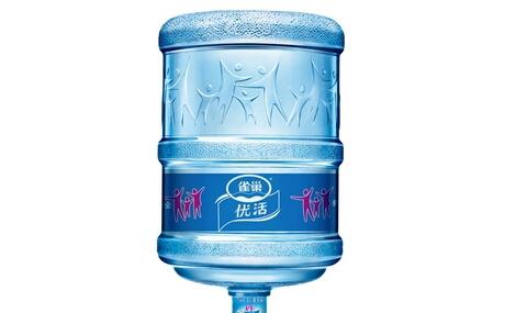 乐百氏桶装水