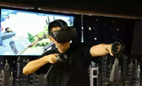 心游vR未来小屋虚拟现实娱乐馆-桌游吧