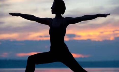 瑜伽教练教培班