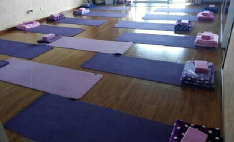 悠梵娜瑜伽会馆 - 大图
