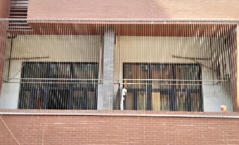 北京居家安康防盗窗防盗网隐形防护网金刚网纱窗厂 - 大图
