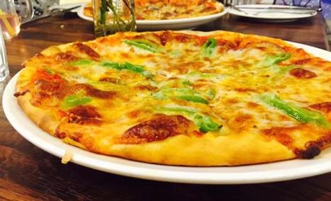 【管庄】米纳思意大利披萨(长楹天街店)