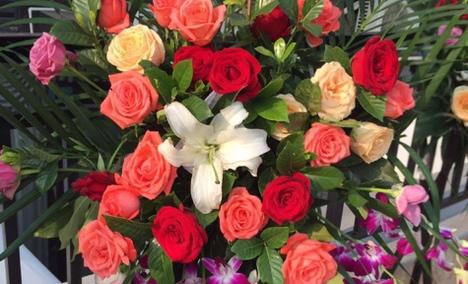 女人花鲜花店