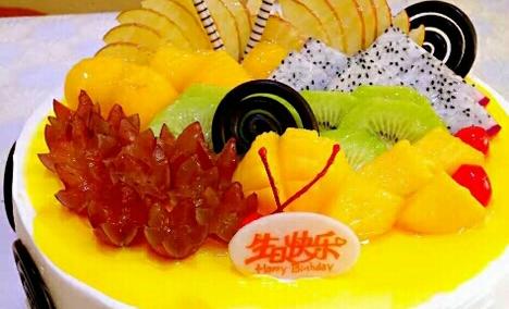 华祥清真蛋糕店
