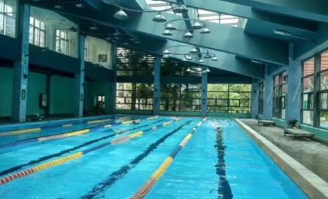 1对7学游泳培训包教会