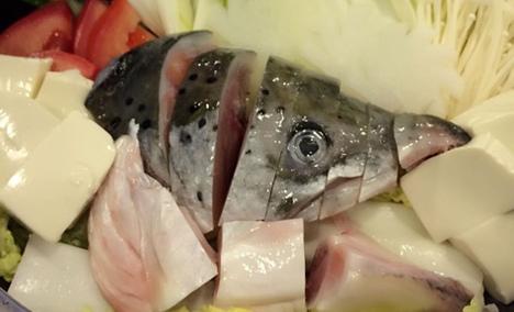 三克深海料理