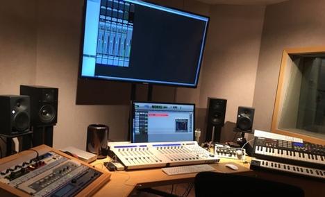 D-5 Studio录音棚