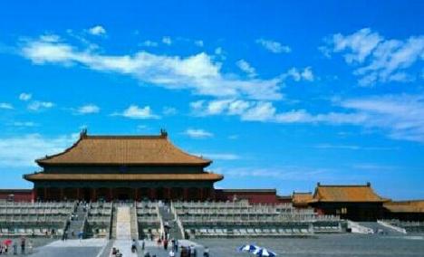 【天坛】中国国旅CITS