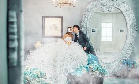 聚美视觉婚纱摄影 - 大图